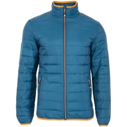 Men's Synthetic Down Blue Jacket
