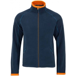 Mens Fleece Jacket Navy