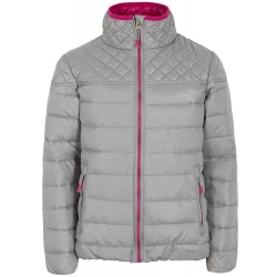 Women's Synthetic Down Grey Jacket